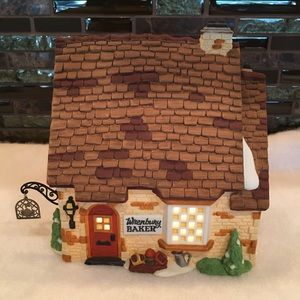 "Dept 56: ""Wrenbury Baker"""